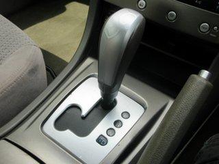 2003 Ford Fairmont BA Blue 4 Speed Auto Seq Sportshift Sedan