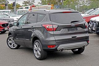 2018 Ford Escape ZG 2018.00MY Titanium Grey 6 Speed Sports Automatic SUV.