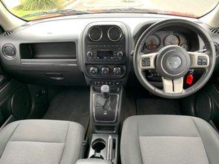 2014 Jeep Patriot MK Sport Red Sports Automatic Wagon