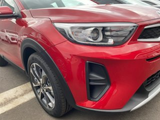 2021 Kia Stonic YB MY21 Sport FWD Signal Red 6 Speed Automatic Wagon.
