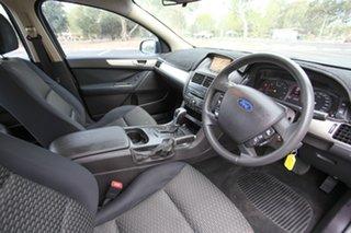 2010 Ford Falcon FG XT Blue 5 Speed Sports Automatic Sedan