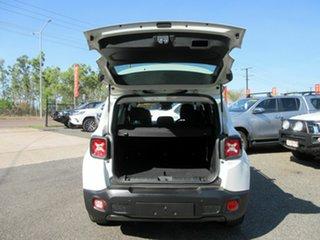 2017 Jeep Renegade BU MY17 Longitude DDCT White 6 Speed Sports Automatic Dual Clutch Hatchback