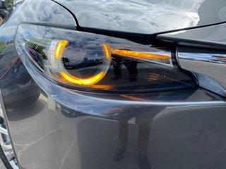 2021 Mazda CX-9 TC Azami SKYACTIV-Drive Grey 6 Speed Sports Automatic Wagon.