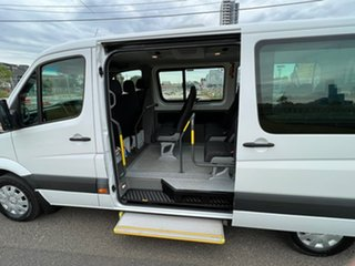 2017 Mercedes-Benz Sprinter NCV3 313CDI Low Roof MWB 7G-Tronic Transfer White 7 Speed