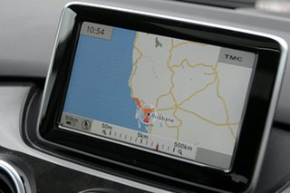 2014 Mercedes-Benz B-Class W246 B250 DCT Purple 7 Speed Sports Automatic Dual Clutch Hatchback
