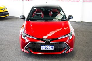 2020 Toyota Corolla Mzea12R ZR Feverish Red & Black Roof 10 Speed Constant Variable Hatchback.