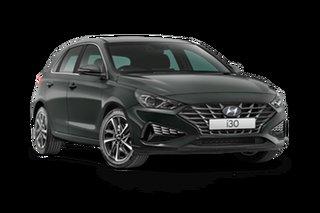 2021 Hyundai i30 PD.V4 Elite Amazon Gray Automatic Hatchback