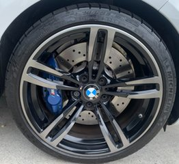 2016 BMW M2 F87 Pure Alpine White 6 Speed Manual Coupe