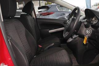 2007 Mazda 2 DE10Y1 Neo Red 4 Speed Automatic Hatchback