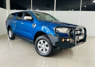 2019 Ford Ranger PX MkIII 2019.00MY XLT Hi-Rider Blue 6 Speed Sports Automatic Double Cab Pick Up.