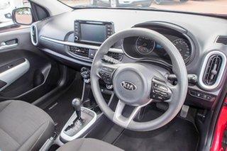 2018 Kia Picanto JA MY18 S Red 4 Speed Automatic Hatchback