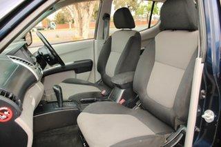 2011 Mitsubishi Triton MN MY12 GL-R Blue 4 Speed Automatic Double Cab Utility