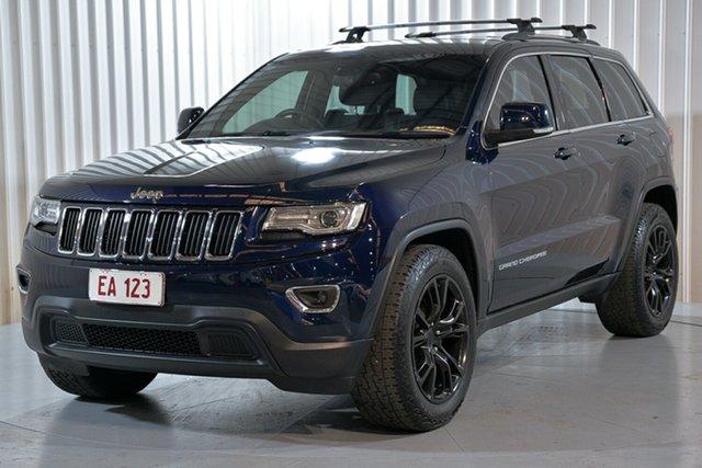 Used Jeep Grand Cherokee WK MY2013 Laredo Hendra, 2013 Jeep Grand Cherokee WK MY2013 Laredo Blue 5 Speed Sports Automatic Wagon
