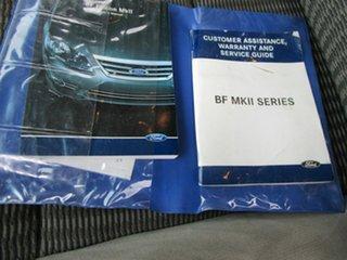 2007 Ford Falcon BF MkII Futura (LPG) White 4 Speed Auto Seq Sportshift Wagon