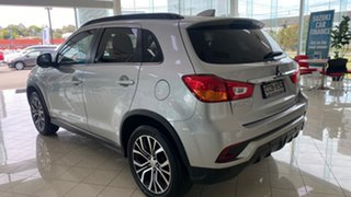 2018 Mitsubishi ASX XC MY18 LS 2WD Silver 1 Speed Constant Variable Wagon