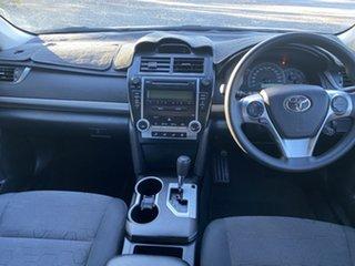 2011 Toyota Camry ASV50R Altise Silver Pearl 6 Speed Automatic Sedan