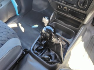 2005 Mazda Bravo B2500 DX White 5 Speed Manual Cab Chassis