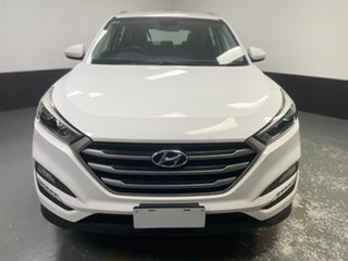 2016 Hyundai Tucson TL MY17 Active X 2WD Pure White 6 Speed Sports Automatic Wagon.