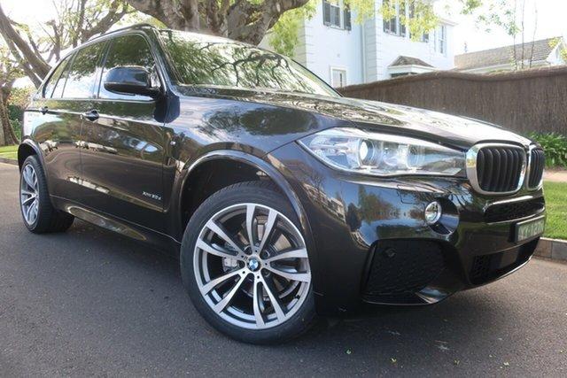Used BMW X5 F15 xDrive30d Prospect, 2017 BMW X5 F15 xDrive30d Black 8 Speed Sports Automatic Wagon