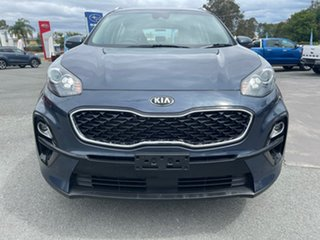 2021 Kia Sportage QL MY21 S 2WD Blue 6 Speed Sports Automatic Wagon