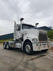 2016 Mack Trident Trident Truck White Prime Mover.