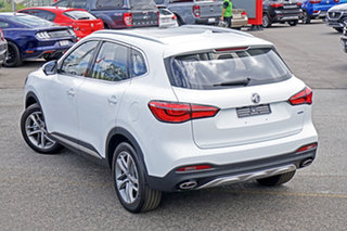 2021 MG HS SAS23 MY21 Essence DCT FWD White 7 Speed Sports Automatic Dual Clutch Wagon.