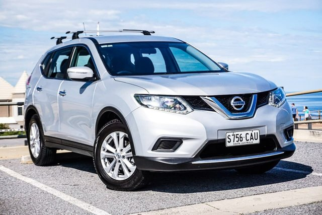 Used Nissan X-Trail T32 ST X-tronic 4WD Christies Beach, 2015 Nissan X-Trail T32 ST X-tronic 4WD Silver 7 Speed Constant Variable Wagon