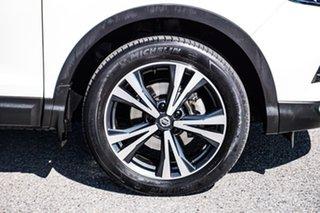 2017 Nissan Qashqai J11 Series 2 ST-L X-tronic White 1 Speed Constant Variable Wagon