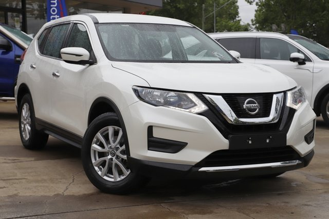 Used Nissan X-Trail T32 Series II ST X-tronic 4WD Toowoomba, 2019 Nissan X-Trail T32 Series II ST X-tronic 4WD White 7 Speed Constant Variable Wagon