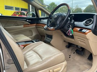 2007 Honda Odyssey 3rd Gen MY07 Luxury Bronze 5 Speed Sports Automatic Wagon.