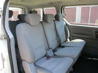 2010 Hyundai iMAX TQ-W White 4 Speed Automatic Wagon