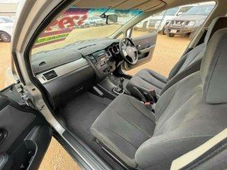 2006 Nissan Tiida C11 ST-L Silver 6 Speed Manual Hatchback
