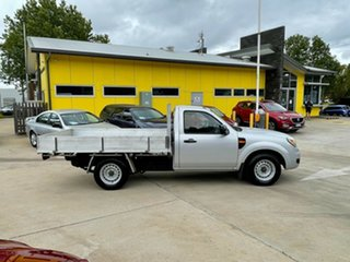 2010 Ford Ranger PK XL Silver 5 Speed Manual Cab Chassis