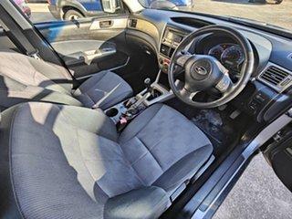 2009 Subaru Forester S3 MY09 XS AWD Grey 5 Speed Manual Wagon