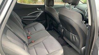 2013 Hyundai Santa Fe DM Active (4x4) Grey 6 Speed Automatic Wagon