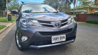 2013 Toyota RAV4 ALA49R Cruiser (4x4) Grey 6 Speed Automatic Wagon