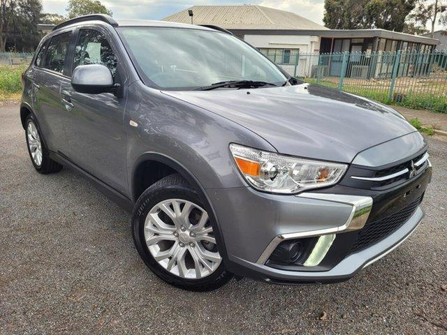 Used Mitsubishi ASX XC MY19 ES 2WD Elizabeth, 2018 Mitsubishi ASX XC MY19 ES 2WD Grey 1 Speed Constant Variable Wagon