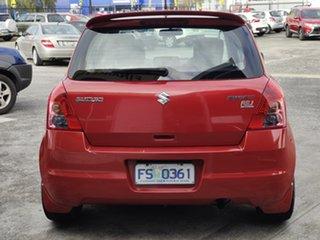 2007 Suzuki Swift RS415 Red 5 Speed Manual Hatchback