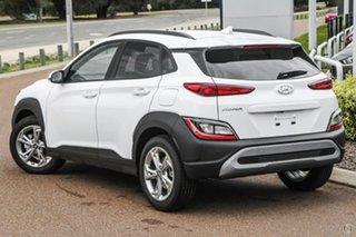 2021 Hyundai Kona Os.v4 MY21 Active 2WD White 8 Speed Constant Variable Wagon