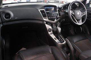 2014 Holden Cruze JH Series II MY14 SRi-V White 6 Speed Sports Automatic Sedan.