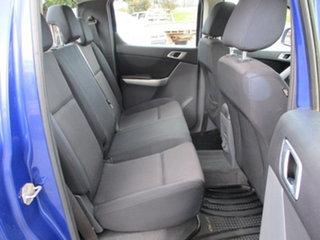 2013 Mazda BT-50 MY13 XTR Blue 6 Speed Manual Dual Cab