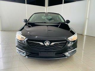 2018 Holden Commodore ZB MY18 LT Liftback Black 9 Speed Sports Automatic Liftback.