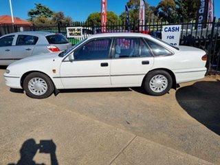 1995 Holden Commodore VR II Berlina White 4 Speed Automatic Sedan