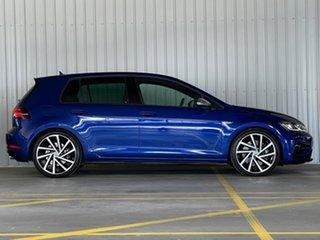 2020 Volkswagen Golf 7.5 MY20 R DSG 4MOTION Blue 7 Speed Sports Automatic Dual Clutch Hatchback.