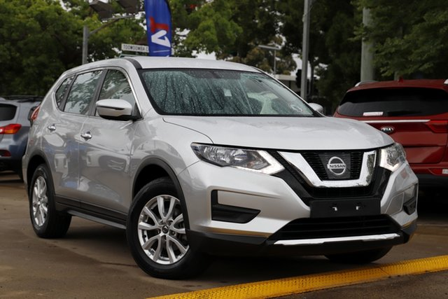 Used Nissan X-Trail T32 Series II ST X-tronic 2WD Toowoomba, 2019 Nissan X-Trail T32 Series II ST X-tronic 2WD Silver 7 Speed Constant Variable Wagon