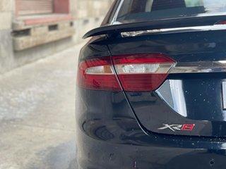 2015 Ford Falcon FG X XR8 Black 6 Speed Sports Automatic Sedan