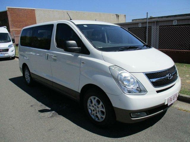 Used Hyundai iMAX TQ-W Kippa-Ring, 2010 Hyundai iMAX TQ-W White 4 Speed Automatic Wagon