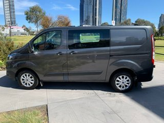 2018 Ford Transit Custom VN 2018.5MY 300S (Low Roof) Grey 6 Speed Automatic Van