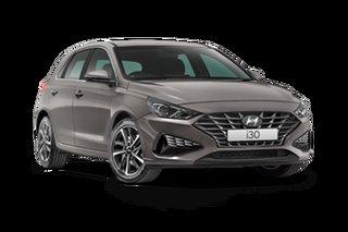2021 Hyundai i30 PD.V4 Elite Fluid Metal 6 Speed Automatic Hatchback