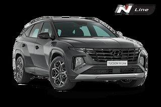2021 Hyundai Tucson NX4.V1 Tucson N-Line Titan Gray 6 Speed Automatic SUV